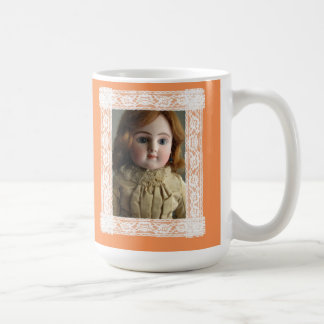 Doll Lovers Have More Fun Steiner Doll Mug
