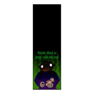 Doll Mini Business Card