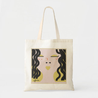 doll stock market tote bag