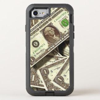 Dollar Bill Print i Phone Otterbox Case