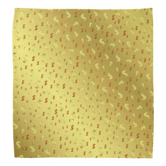 dollar, colour, colourful + pattern, house + bandana
