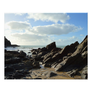 Dollar Cove Cornwall England Poldark Location Photo