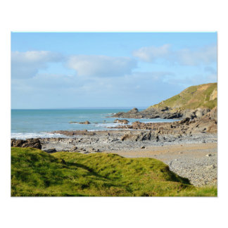 Dollar Cove Cornwall England Poldark Location Photo Print