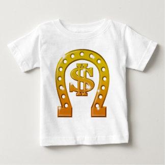Dollar emblem (gold) baby T-Shirt
