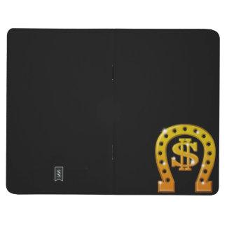 Dollar emblem (gold) journal