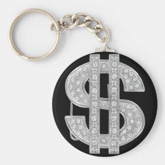 dollar keychain