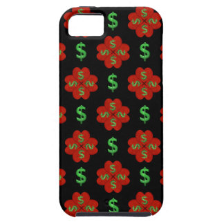 Dollar Sign Graphic Pattern Case For The iPhone 5