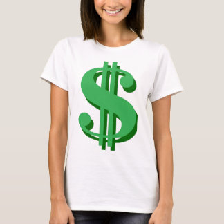 $ dollar-sign T-Shirt