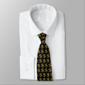 Dollar Sign Tie