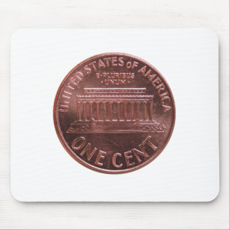 Dollar (USD) coin, currency of United States (USA) Mouse Pad