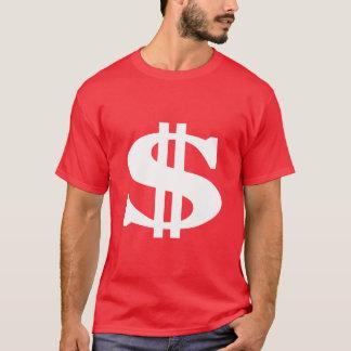 Dollar (white) T-Shirt