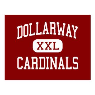 Dollarway - Cardinals - Senior - Pine Bluff Postcard