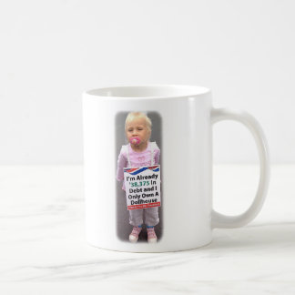 Dollhouse Debt Coffee Mug