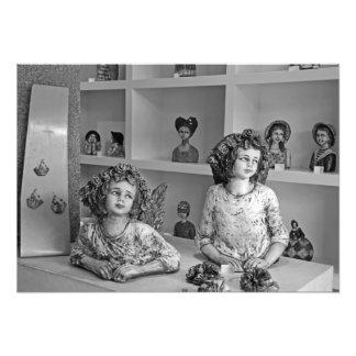 Dolls Photo Print