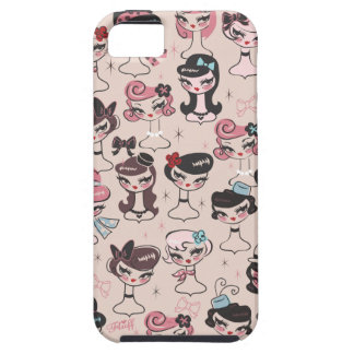 Dolly Chic Iphone Case by Fluff