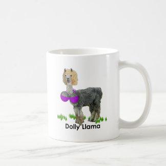 Dolly Llama Coffee Mug