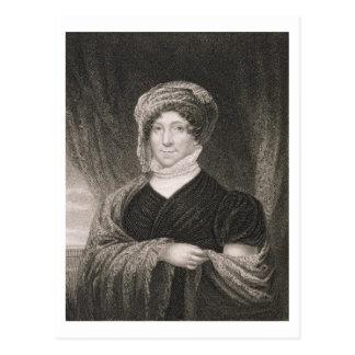 Dolly Madison, engraved by John Francis Eugene Pru Postcard