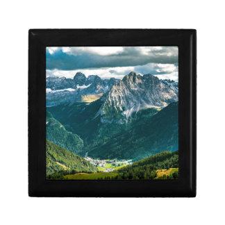 Dolomites alps,Italy Gift Box