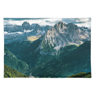 Dolomites alps,Italy Placemat