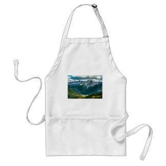 Dolomites alps,Italy Standard Apron