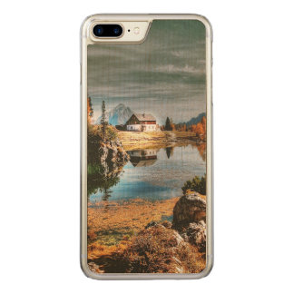 Dolomites mountains, italy carved iPhone 8 plus/7 plus case