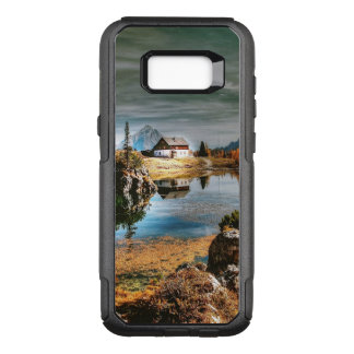 Dolomites mountains, italy OtterBox commuter samsung galaxy s8+ case