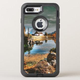 Dolomites mountains, italy OtterBox defender iPhone 8 plus/7 plus case