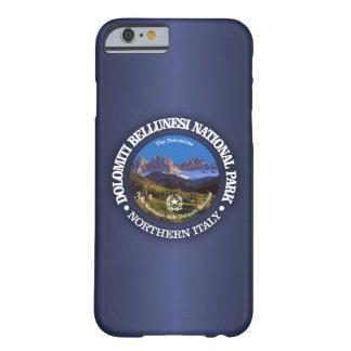 Dolomiti Bellunesi National Park (c) Barely There iPhone 6 Case