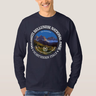Dolomiti Bellunesi National Park (c) T-Shirt
