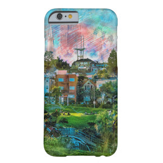 Dolores Park AKA Hipsters Wonderland San Francisco Barely There iPhone 6 Case