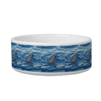 Dolphin20151021 Pet Water Bowl