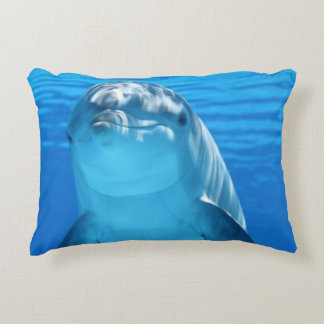 Dolphin Accent Pillow