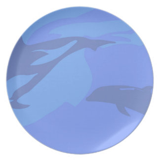 Dolphin Background Plate