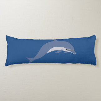 Dolphin Body Pillow