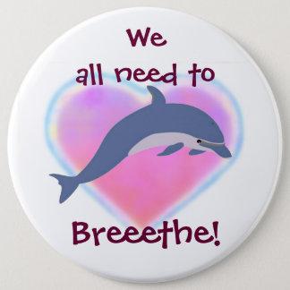 Dolphin Breathe button