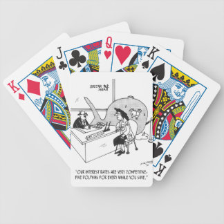 Dolphin Cartoon 3141 Bicycle Playing Cards