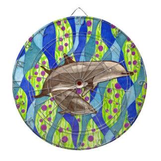 dolphin dartboard