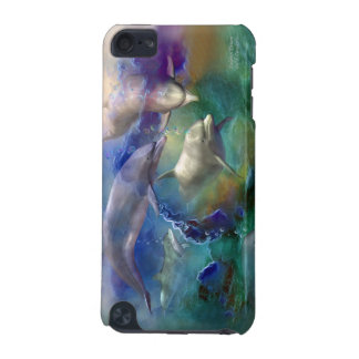 Dolphin Dream Art Case for iPod