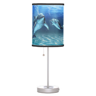 Dolphin Dream Table Lamp