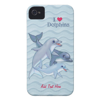 Dolphin Family Case-Mate