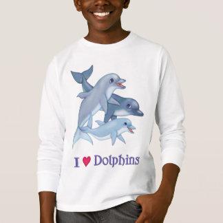 Dolphin Family T-Shirt