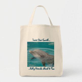 Dolphin Friend Tote