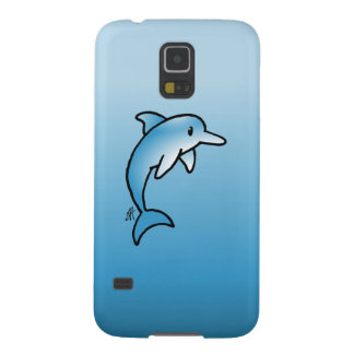 Dolphin Galaxy S5 Cases