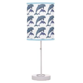 Dolphin Graphic Lamps
