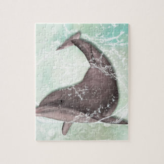 Dolphin Greeting Puzzles