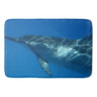 Dolphin in Hawaii. Bath Mat