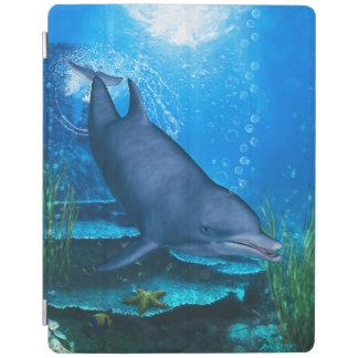 Dolphin iPad Cover