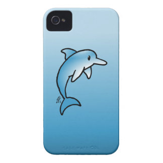 Dolphin iPhone 4 Case-Mate Case
