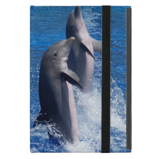 Dolphin Just Add Name iPad Mini Cover