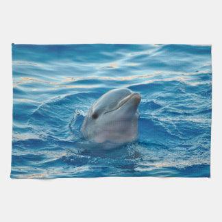 Dolphin Kitchen Towel